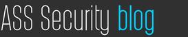 ASS Security Blog : Dossiers / Tests / News sur les alarmes et les systèmes de sécurité