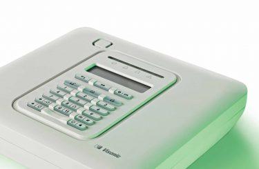 Test : Alarme sans fil Powermaster-30 G2 certifiée NF&A2P du fabricant Visonic