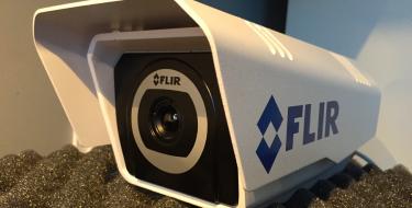 Test : Caméra Thermique FC-Series du fabriquant FLIR SYSTEMS