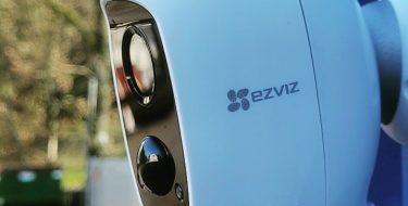 Test : EZVIZ C3A, une caméra HD 1080p sans fil, digne descendante du vaisseau mère Hikvision