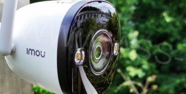 Test : Caméra IMOU Smart Bullet 2E 1080p Smart Color | Une caméra Full HD convaincante !