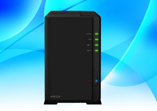 Test : Synology NVR1218 Un NAS exclusivement dédié à la vidéosurveillance