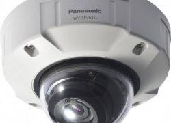 News : Caméra réseau IP 3 millions de pixels iPro série 6 du fabricant Japonais Panasonic
