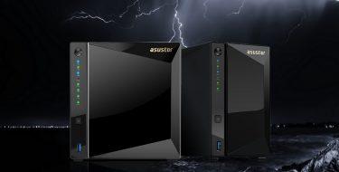 Test : Asustor AS4004T Un NAS performant idéal pour des applications de vidéosurveillance