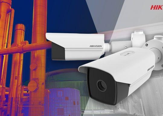 Test : Caméra thermique Hikvision, mariage raffiné d'Intelligence artificielle & d'imagerie Thermique