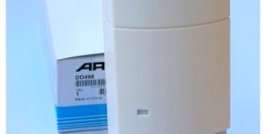 Test : détecteur Aritech intrusion série DD400 475 Détecteur filaire NF&A2P UTC Fire & Security
