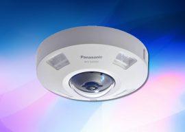 News : Caméra réseau IP Panasonic Fisheye 360° Gamme i-PRO – Ultra HD 5 MP | WV-S4550L