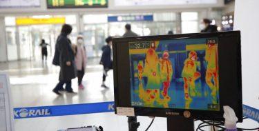 Dossier COVID-19 : Caméra Thermique & Coronavirus. Une mesure de température efficace ?