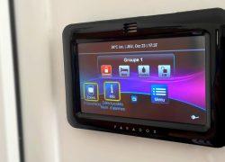 Test : Alarme Paradox Digiplex Evo 192 associée à l'écran tactile TM50 du fabricant Paradox