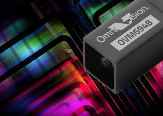 News : OmniVision OV6948, la plus petite caméra au monde du commerce…