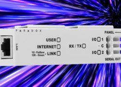 News : Mise à jour du module d'alarme IP150 Paradox vers les services Cloud «Swan Server »