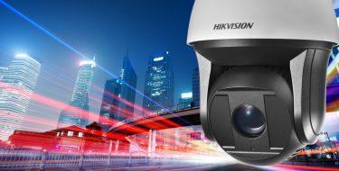 News : Caméra Hikvision DS-2DF8223 – Un dôme IP motorisé de type PTZ en 2 millions de pixels