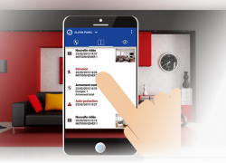 Dossier : Guide des Applications Smartphone des alarmes Honeywell, Paradox, Visonic…